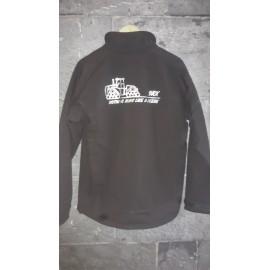 John Deere Softshell Jacket 9RX