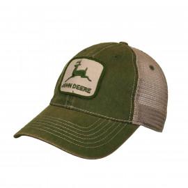Vintage mesh back cap John Deere