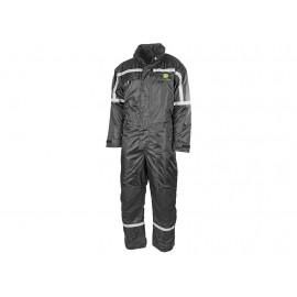 John Deere Waterproof Padded Overall Black