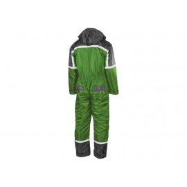 John Deere Waterproof Padded Overall Green