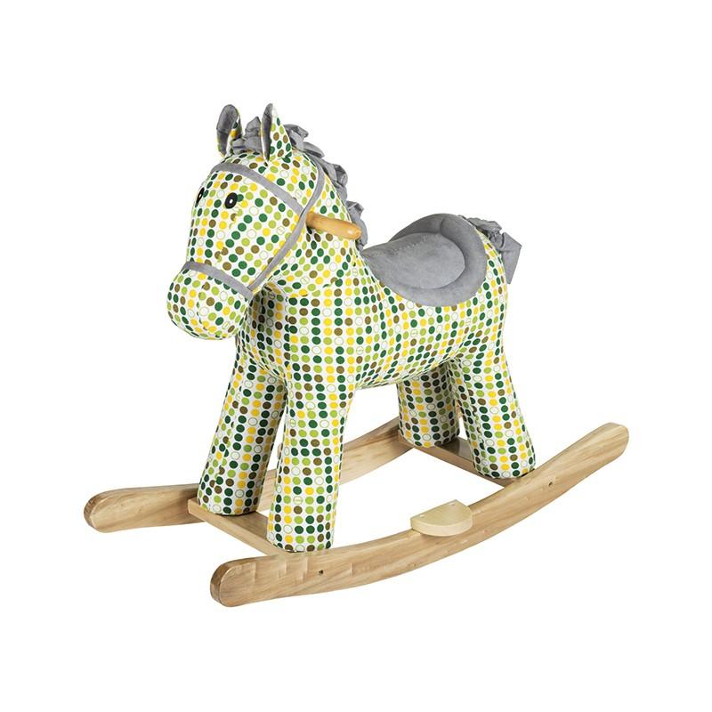 John Deere Rocking Horse