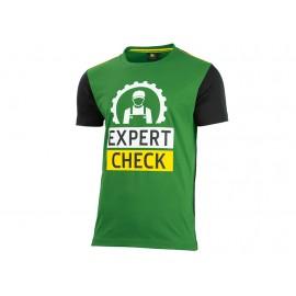 John Deere Expert Check T-shirt