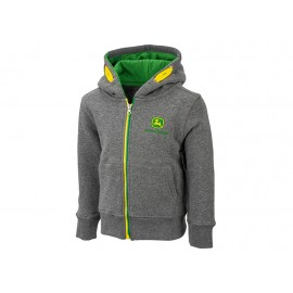 John Deere Sweatjacket with Hood