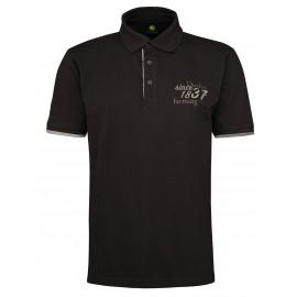 John Deere Polo Shirt 'Nothing Runs…'