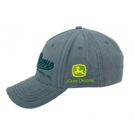John Deere Basecap John Deere 3D anthracite