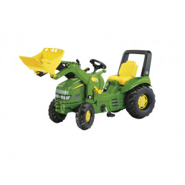 rollyX-Trac John Deere Tractor with Front Loader