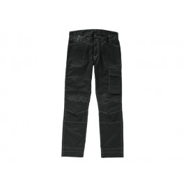 John Deere Work Trousers Black
