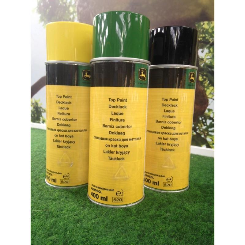 Official John Deere Yellow Paint