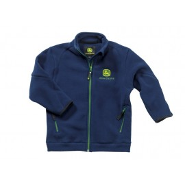 John Deere Child Blue Fleece