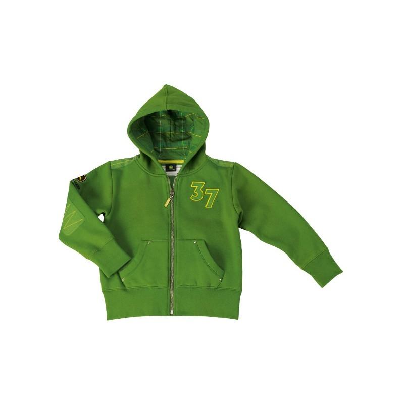 John Deere Child's Green Hoody