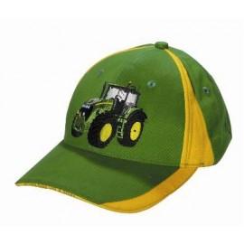 John Deere Children's Tractor Cap