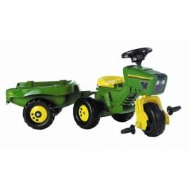 Threewheel tractor John Deere