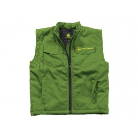 John Deere Children's Green Bodywarmer
