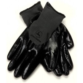 John Deere Polyamide Knitted and Nitrile Gloves