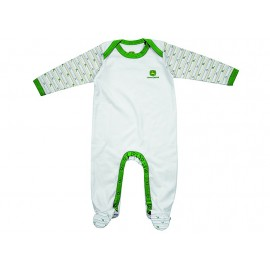 John Deere Baby Romper 'Little Farm'