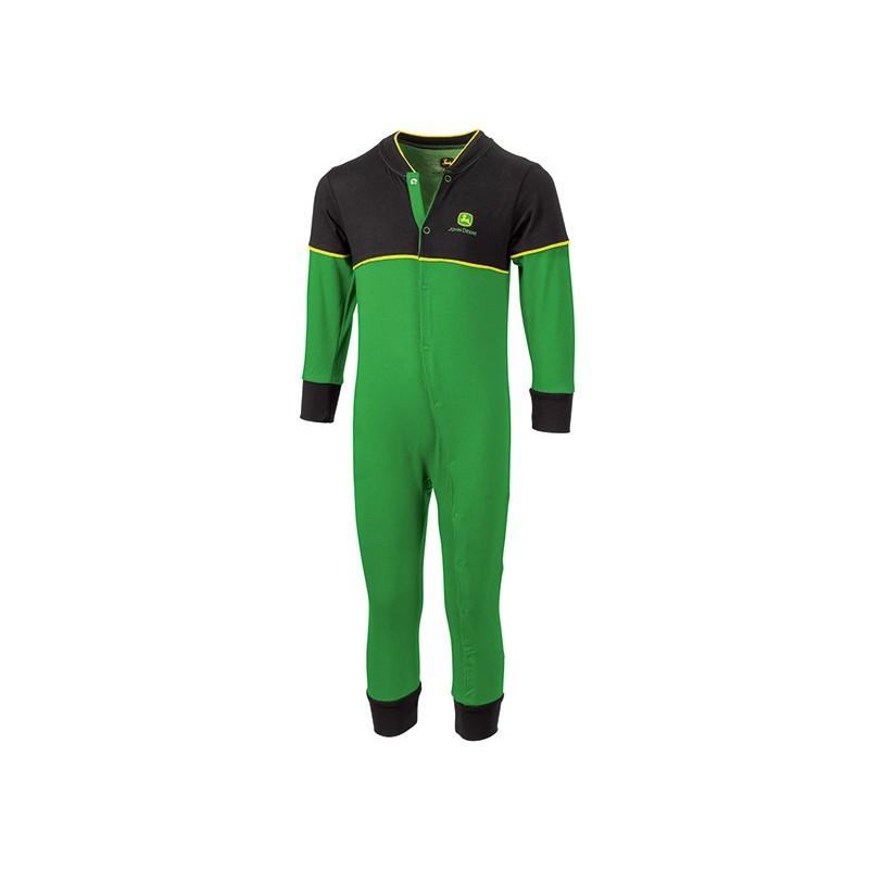 John Deere Baby Romper Suit