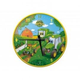 Wall Clock - Johnny's Farm